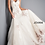 Thumbnail: JOVANI JB2417 Ivory Floral embroidered Wedding Gown