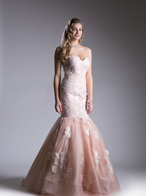Your Stunning Mermaid Lace Gown
