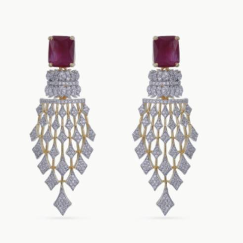 TOP QUALITY CZ Earrings