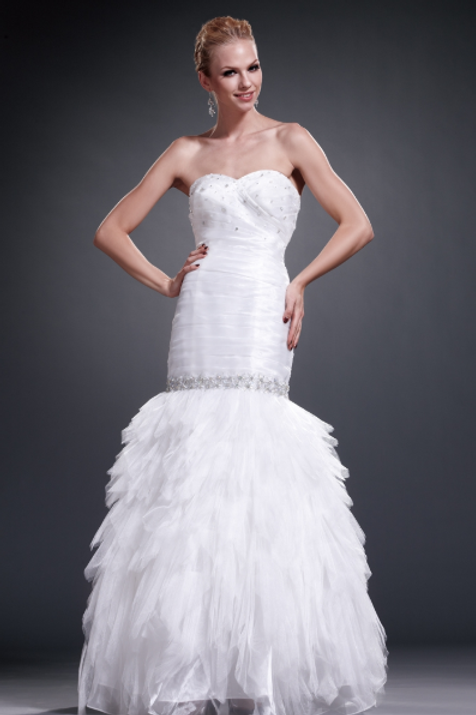 Mignon Manley Mermaid Bridal Gown