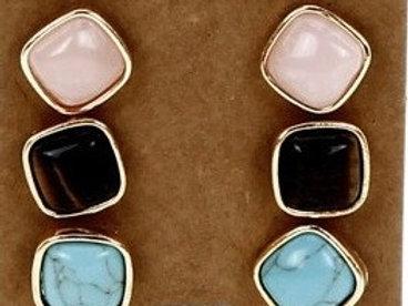 Earrings, Drop Designer Brand