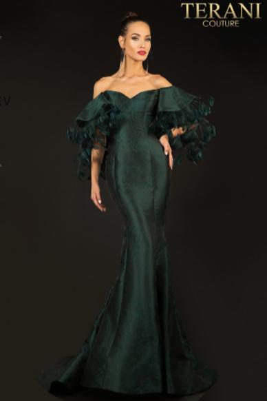 Terani Couture Madameet Parie Gown