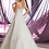 Thumbnail: Strapless Stunning Embroidered Bridal Gown
