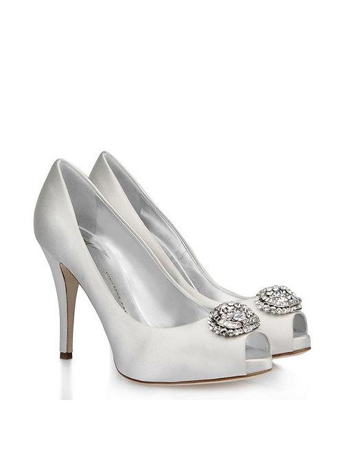 Top Designer Satin Bridal Shoes