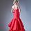 Thumbnail: Stunning Satin Mermaid Gown