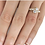Thumbnail: 1 Carat Forever Us 2 Stone Diamond Ring