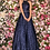 Thumbnail: 5112 DRESSGlitzy Halter Sequin Gown