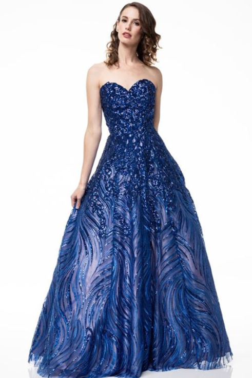 Sweetheart Prom / Ball Gown