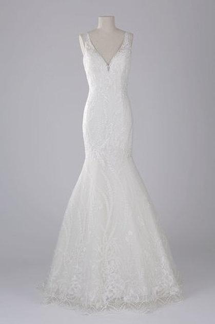 Mignon Manley Designs WEDDING GOWN OJ1712-PB