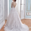 Thumbnail: Mignon Manley OJ1758 Stunning Embellished Lace  Bridal Gown