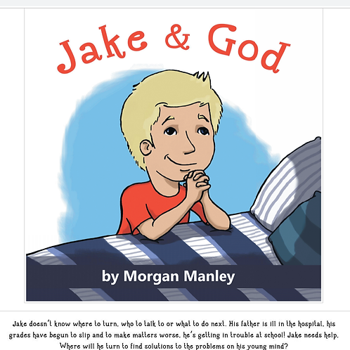 Book Jake And God