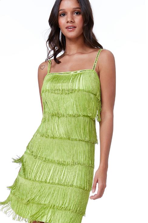 Mignon Manley Flapper Dress