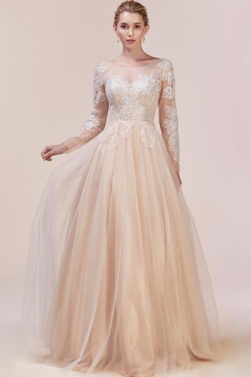 ANDREA Elegant Beautiful Bridal Gown