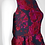 Thumbnail: Aidan Mattox Crew Neck Sleeveless Jacquard Dress