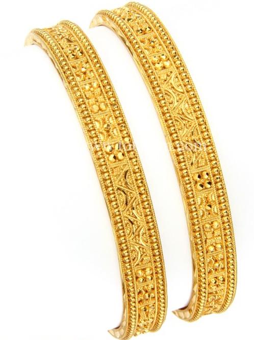 BRACELET GOLD 22KT, BRACELET PAIR