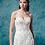 Thumbnail: Mignon Manley Mermaid Organza Tulle Bridal Gown