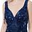 Thumbnail: Mignon Manley Sequin Evening Gown