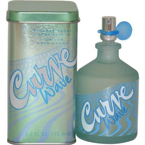 Curve Wavefor Men – 4.2 Ounce Cologne Spray