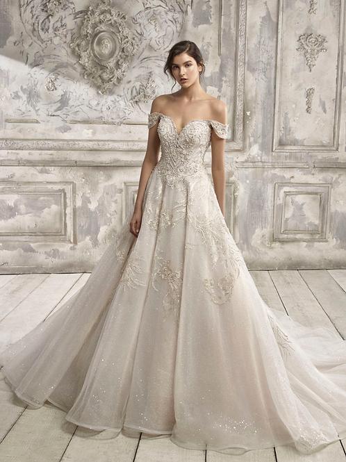 Mignon Manley Designed Classic Bridal Gown