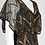 Thumbnail: Aidan Mattox V-Neck Dolman Sleeve Embellished Mesh Dress