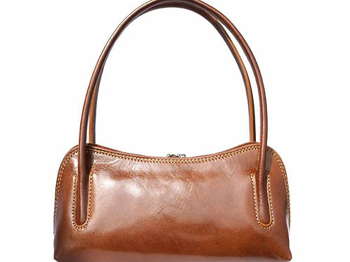 Mignon Manley Leather Handbag