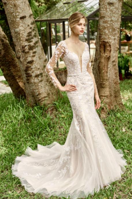 Mignon Manley Ursula Omelie Bridal Gown