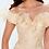 Thumbnail: Mon Cheri Organza All Over Venise Lace Gown