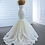 Thumbnail: Mignon Manley Couture Strapless Beaded Lace Bridal Gown