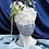 Thumbnail: 3 PIECE Pack Andrea & Leo Beaded Beaded Antoinette Mask