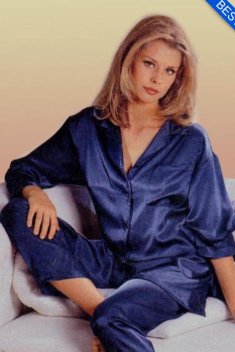 Beautiful Satin Pyjamas