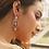 Thumbnail: Pair Of Stunning Crystal Earrings
