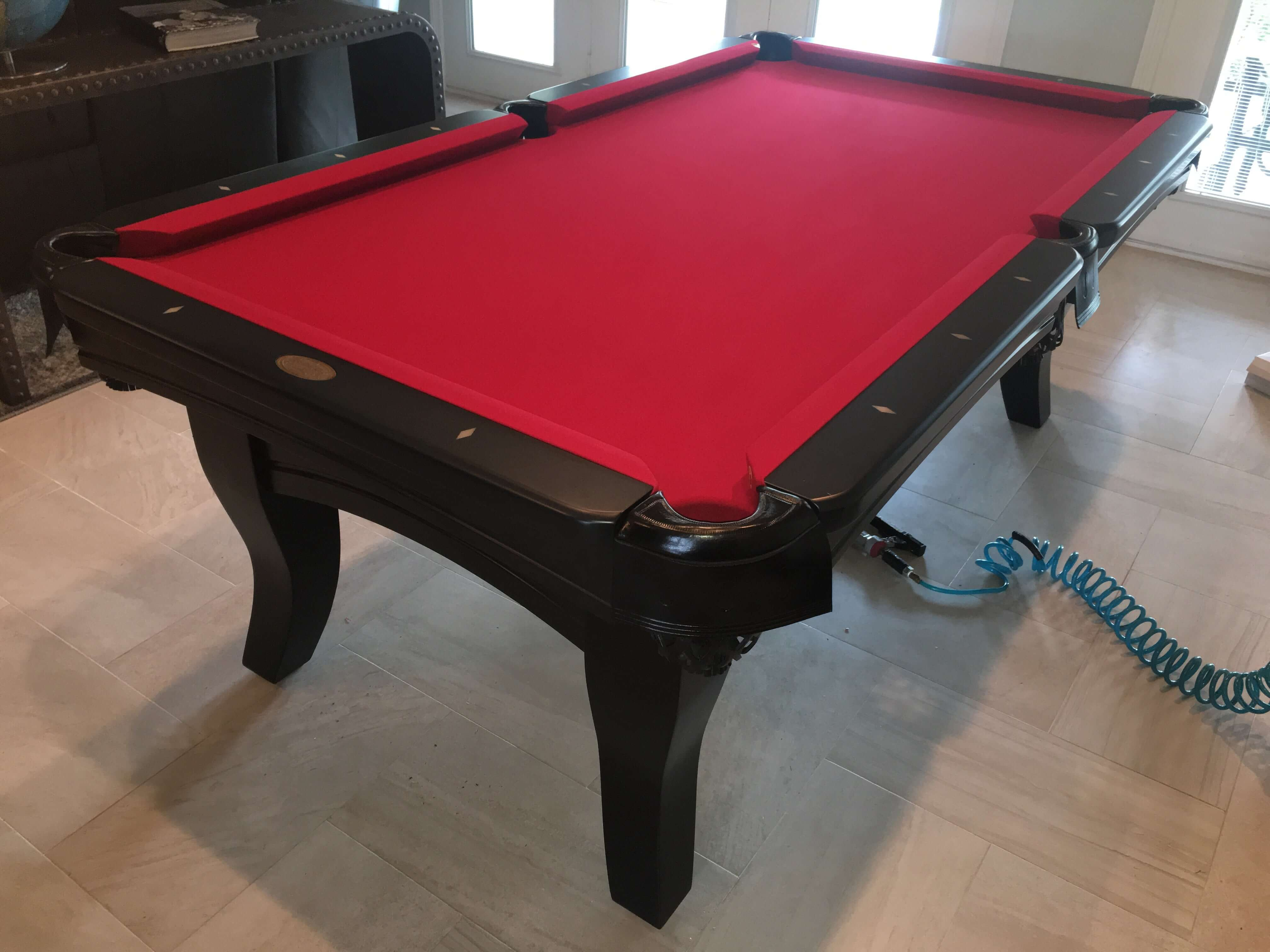 pool table service victoria tx