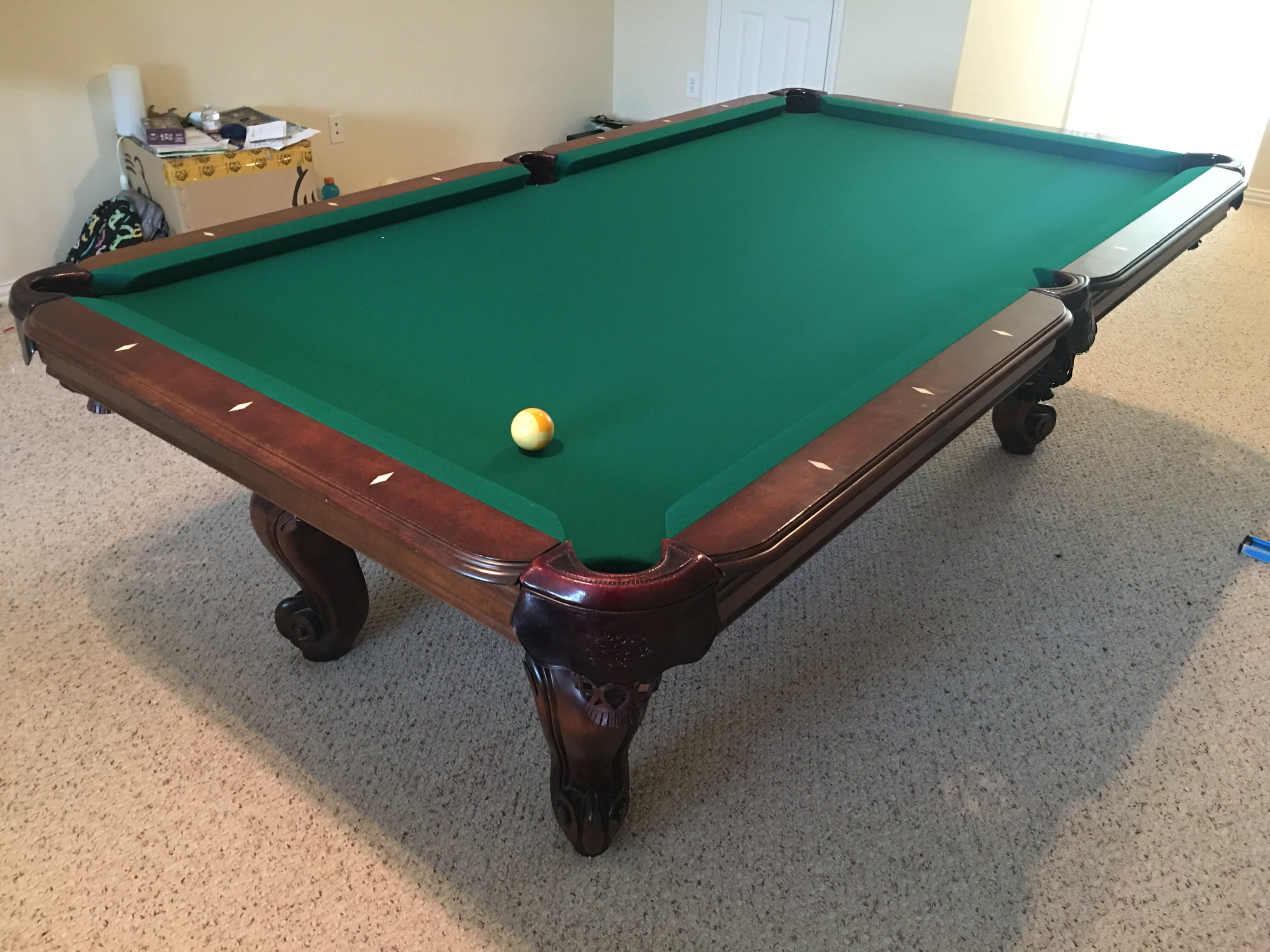 pool table movers beaumont tx