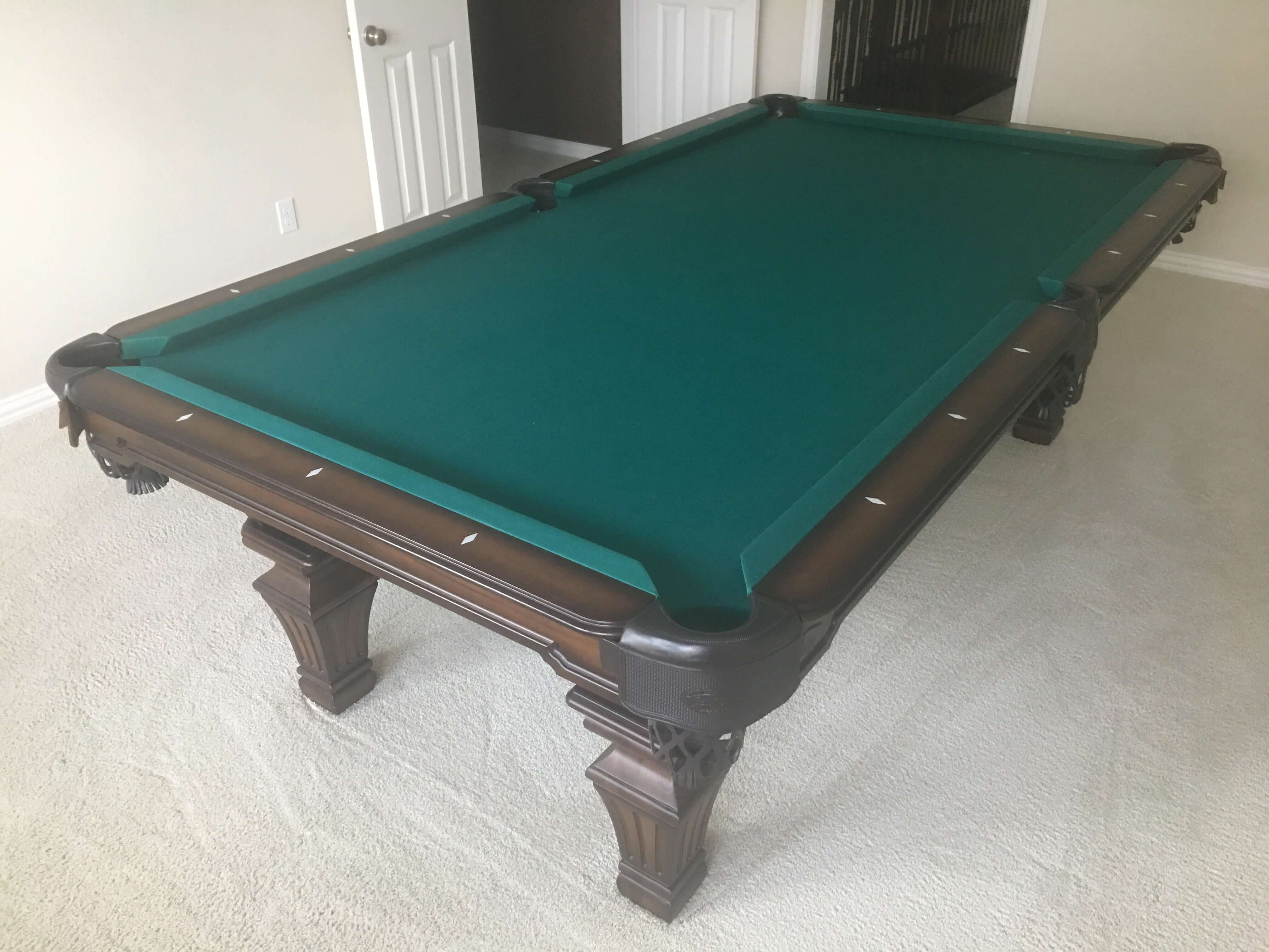 Pool table movers near me