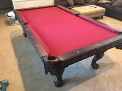 billiard services