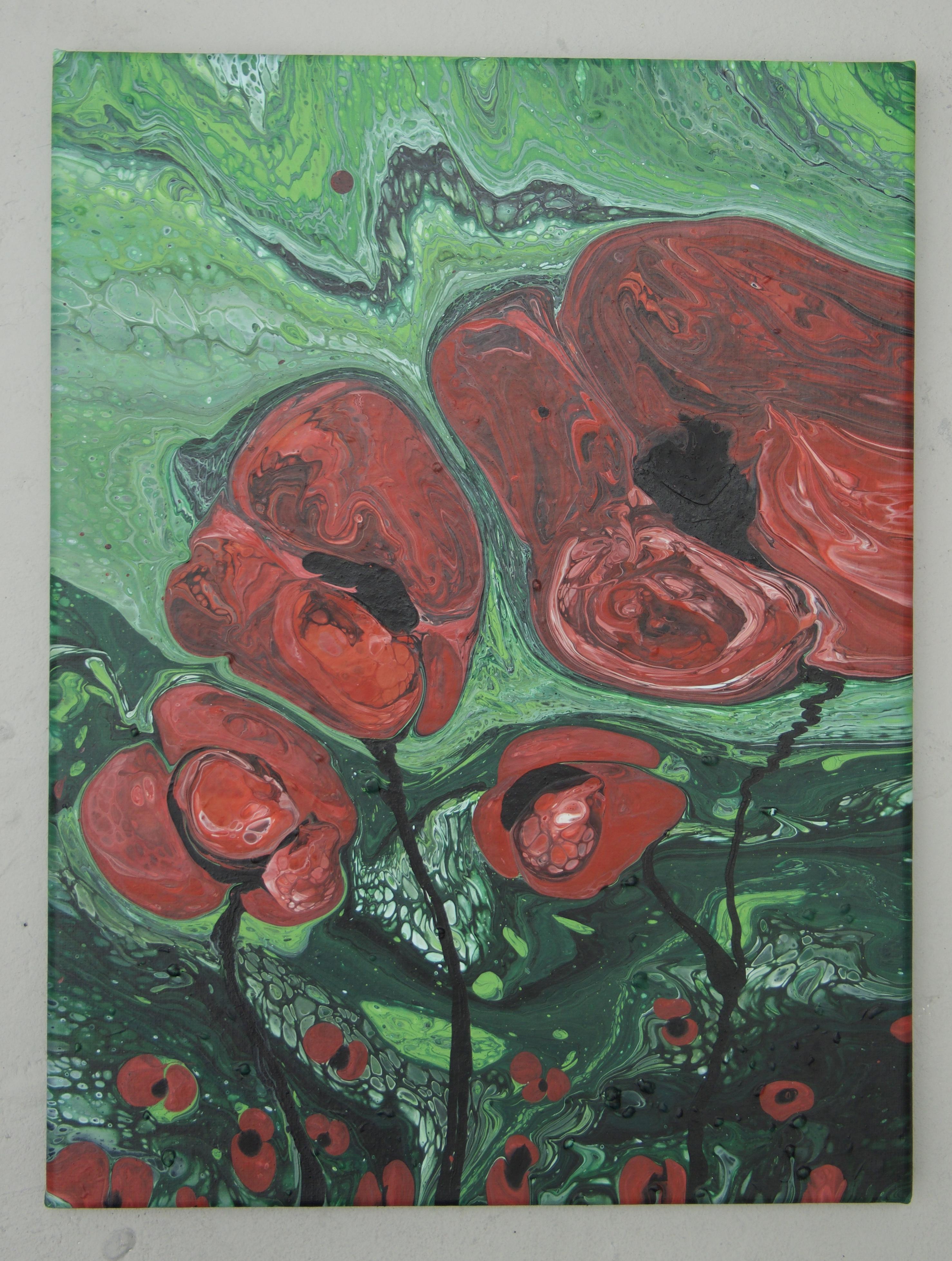 'Poppies 3'