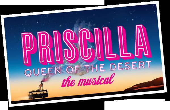 New Wardrobes 2016/17 - Priscilla, Queen of the Desert