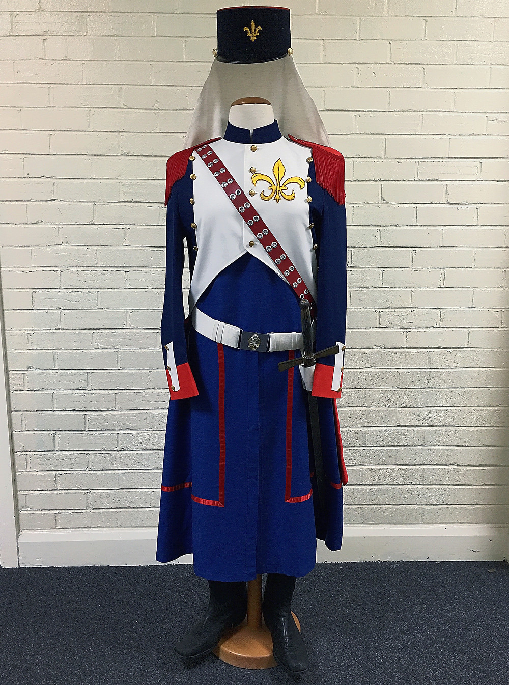 Spamalot - The French Foreign Legionnaire