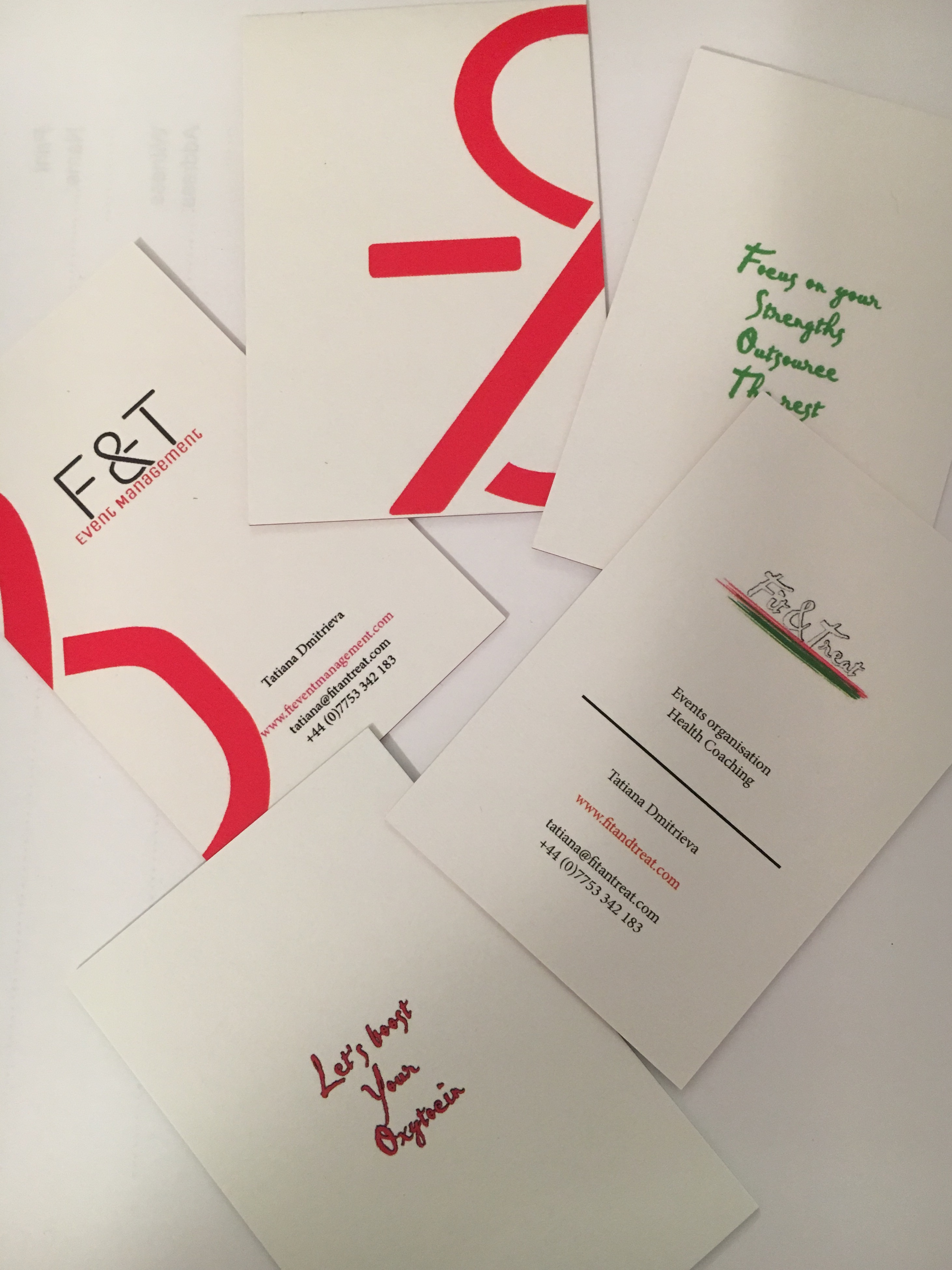 Brand identity elements design