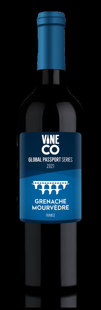Vine Co Global Passport Series 2021 - Grenache Mourvedre