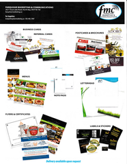 Farquhar Marketing Products & Services Booklet