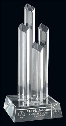 Prudential Crystal Award