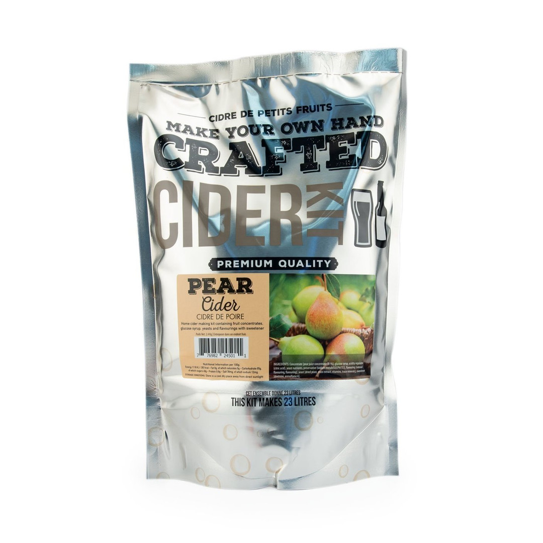 Pear Crafted Series Cider