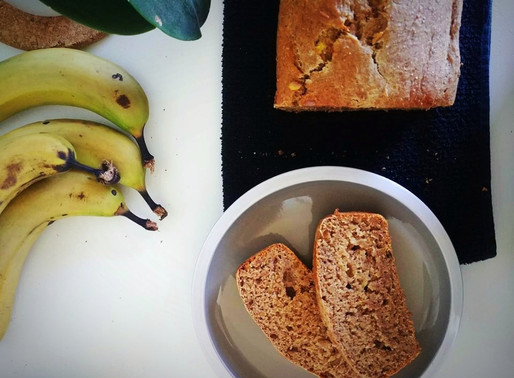 Unbelievable Dairy-Free Banana Bread