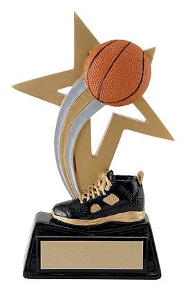 Big Star Basketball Trophy