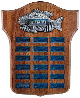 Annual Fish Plaque