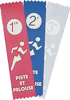 French Piste et Pelouse Ribbons