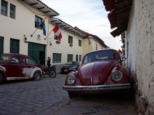 The Best Transportation Options in Peru