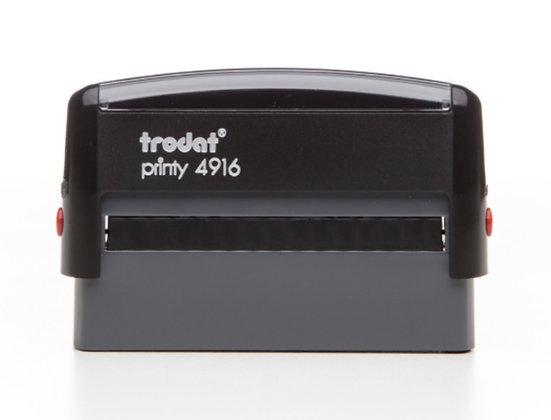 Trodat Printy 4916 Stamp