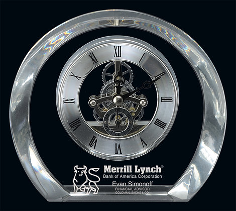 Tiffany Clock Award